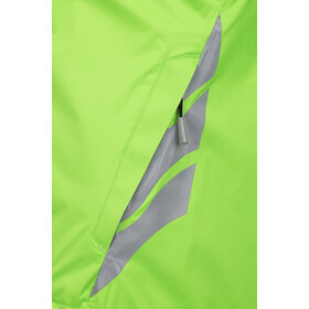 Endura Luminite II Jakke Herrer, hi-viz green/reflective